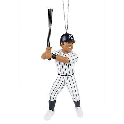 Aaron Judge #99 New York Yankees Christmas Tree Holiday Player Ornament New