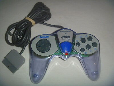 Interact Programpad Sony Playstation 1 PS1 Wired Controller Turbo Slow SV-1107