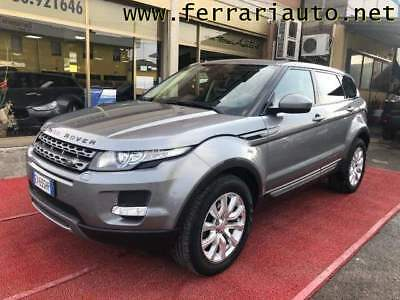 LAND ROVER Range Rover Evoque 2.2 TD4 5p. Pure Tech Pack GAR. APPROVED