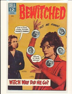 Bewitched # 5 VG+ Cond.