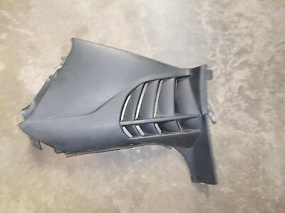 02 Yamaha Grizzly 660 Right Side Panel Fender Plastic 3656