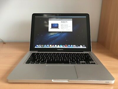 "macbook pro mid 2012 13.3"" - 2.5ghz New SSD"