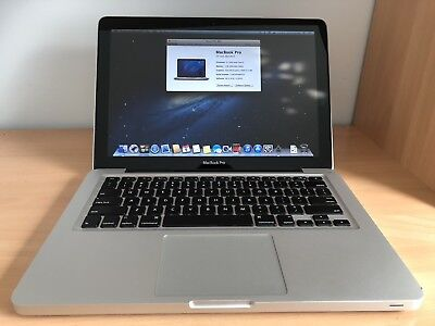 "Macbook Pro Mid 2012 13.3"" 2.5GHz - New SSD"