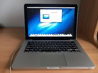 "Macbook Pro Mid 2012 13.3"" 2.5GHz New SSD"