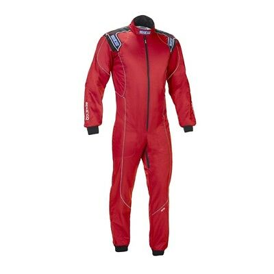 Sparco Kart Racing Suit KS-3 Ventilated 1-Piece CIK FIA 2013 Rated
