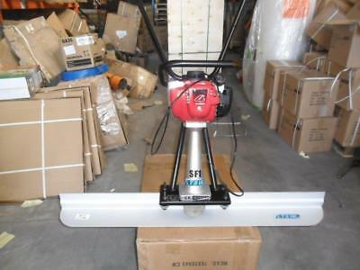 SURFACE FINISHING SCREED EASY SCREED HONDA GX35  CONCRETE  +BLADE 1 only @ £499