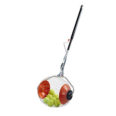 Kollectaball K-Max 60 Ball Collector Max | Ball Picker Upper for Tennis, or | 60