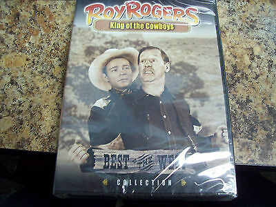Roy Rogers, King of the Cowboys, Best of the West Collection DVD