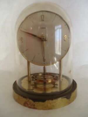 Vintage Albion Doomed Battery Powered Clock. Spares Or Repair