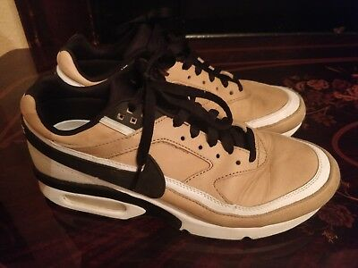 09f40a7e64bec Nike Air Max BW Vachetta Tan Size 8 UK Very Rare 819523 201 excellent  condition