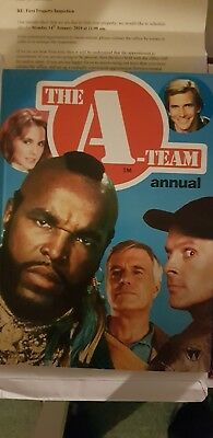 The A Team Annual