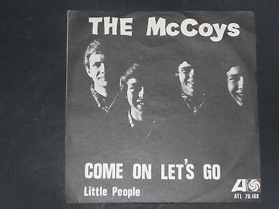 7-Single-Beat-THE Mc COYS-Come on let's go