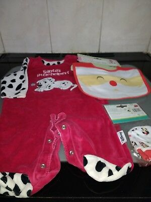 3 X  Baby Christmas Items ( See Description)