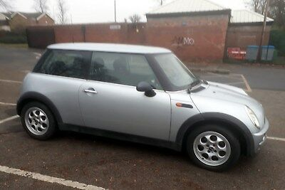 1.6 cc 52 REG SILVER MINI ONE
