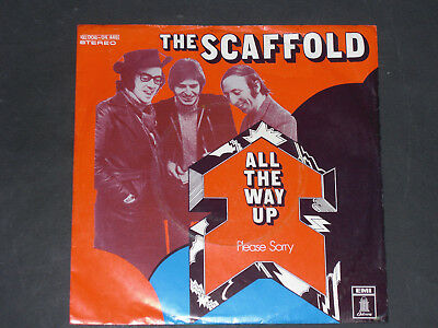 7-Single-Beat/Pop-THE SCAFFOLD-All the way up