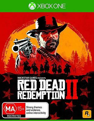 Red Dead Redemption 2 - XBOX ONE NEW
