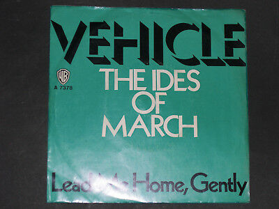 7-Single-Brassrock-THE IDES OF MARCH-Vehicle