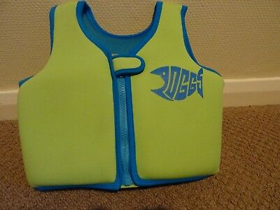 Zoggs Float Swimming Vest Age 2 - 3 Years Old Floating Aid