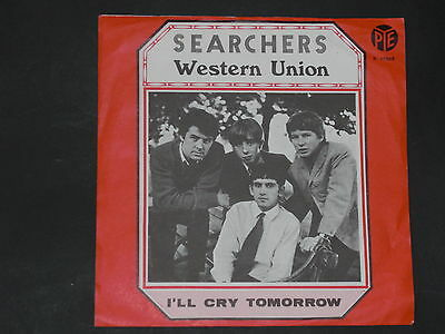 7-Single-Beat-THE SEARCHERS-Western Union