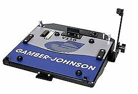 V110 - GAMBER JOHNSON VEHICLE LIGHT DOCK AND REPLICATION (NOT INCL VEHICLE Getac