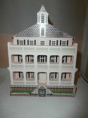 Sheila's Collectibles Col John Ashe House Charleston SC Shelf Sitter