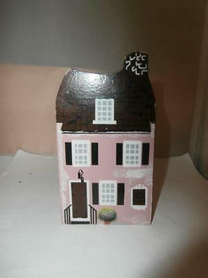 Sheila's Collectibles The Pink House Charleston SC Shelf Sitter