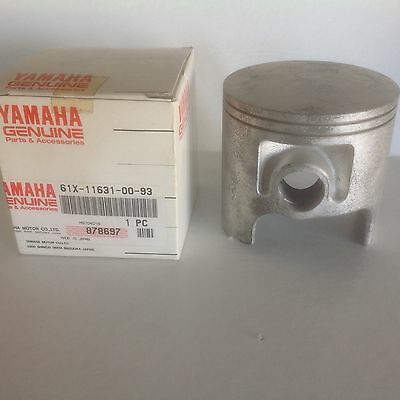 Yamaha Oem Piston Sj700 Fx Wb Waverunner 61X-11631-00-93 New