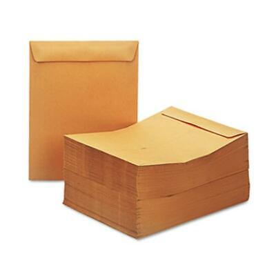Universal 44105 Catalog Envelope  Side Seam  10 x 13  Light Brown  250/box
