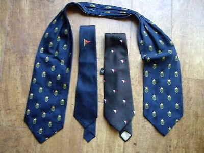 2 Ties And A Cravat: Boat, Yacht, Ship. Navy, Military, Any Ideas?????