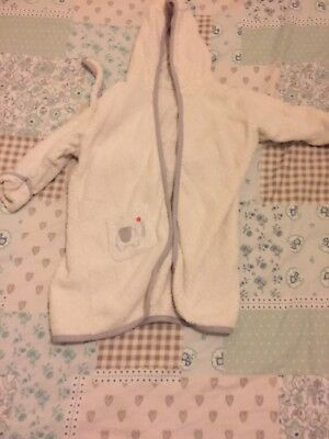 Unisex Baby Dressing Gown. Up To 2 Years. NP Baby