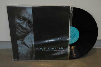 ART DAVIS A Time Remembered JAZZ PLANET 1995 Rare JAZZ LP NM