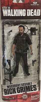 The Walking Dead Character RICK GRIMES Action Figure