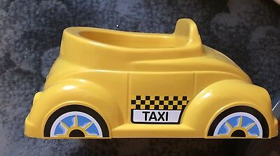 NEW Taxi Car Musical POTTY