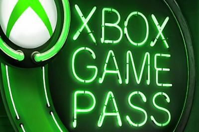 Xbox One Game Pass 1 Month Trial