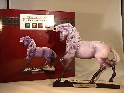 Mint Condition The Trail Of The Painted Ponies Storm Rider  1E/ 3,142