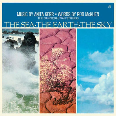Sea The Earth The Sky - Mckuen,Rod / Kerr,Anita / San Sebastian - Easy Listening