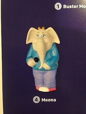 SING Meena #4 2016 McDonald's Happy Meal Toy
