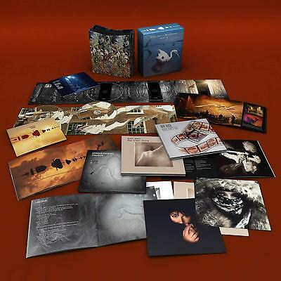 Kate Bush Remastered Part II Part 2 CD Box Set Deluxe Limited Edition