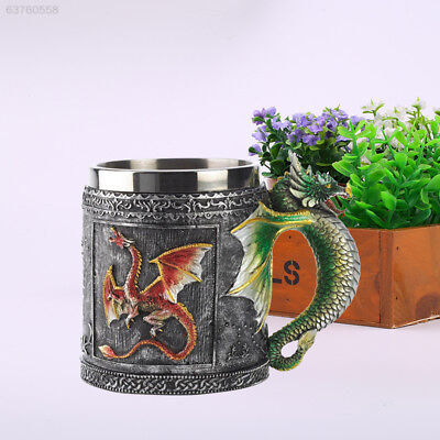 AF6A Game of Thrones Stainless Steel Mug Beer Wine Drinking Cup Party Home Drink