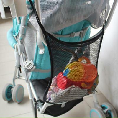 Universal Pushchair Buggy Pram Hanging Mesh Net Bag Storage  LA