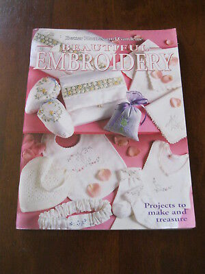 Better Homes & Gardens: Beautiful Embroidery: 1999: Mixed Crafts: Preloved