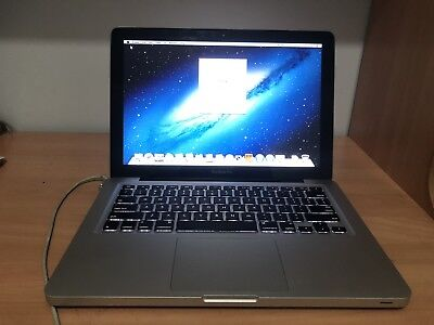 Macbook Pro Mid 2012 13.3 2.5GHz New SSD