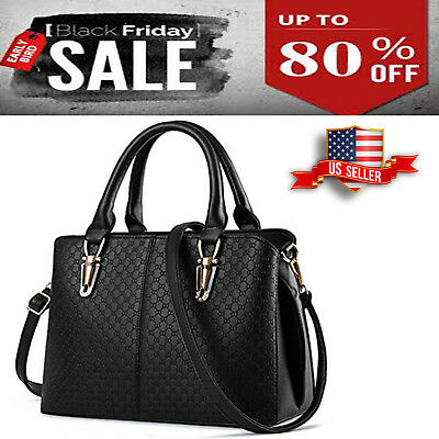 New Design Womens Handbags Leather Tote Shoulder Bags Satchels Top Handle Purse