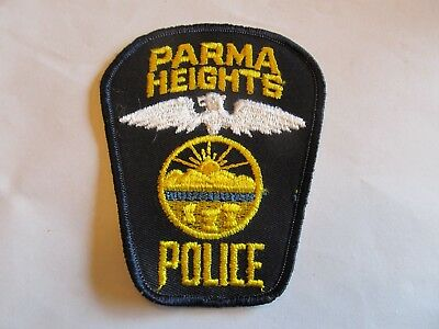 Ohio Parma Heights Police Patch