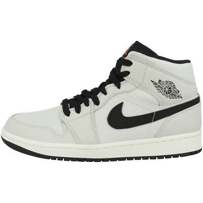 Nike Air Jordan 1 MID SE Schuhe Basketball High Top Sneaker bone 852542-002