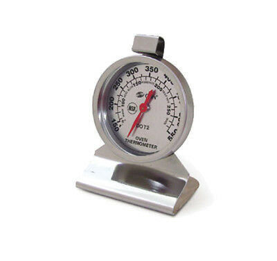 CDN DOT2 ProAccurate Stainless Steel Oven Thermometer