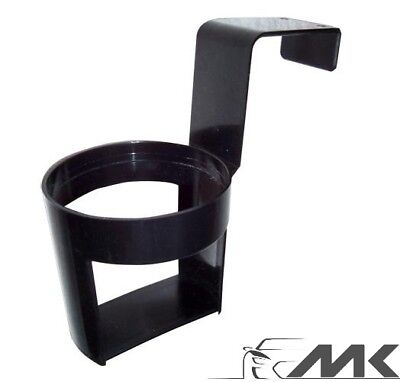 Drinks Bottle Can Door Mount Cup Holder Stand Car Truck Black