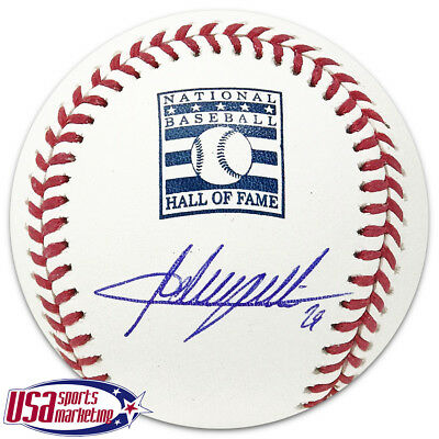 Texas Rangers Adrian Beltre Signed Autographed Hall of Fame Baseball JSA Auth
