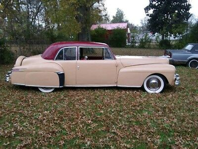 1948 Lincoln Continental  1948 Lincoln Continental V12 BEAUTIFUL