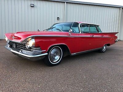1959 Buick LeSabre  1959 Buick Lesabre 4Dr Hardtop, Restored. Rare! Ready to cruise or show.